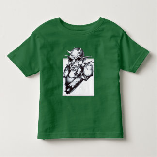 Armored Orc Toddler T-shirt