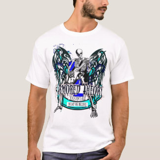 Armored Theory Epic (So Metal) White T T-Shirt