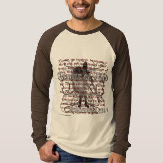 Armour of God, Ephesians 6:10-18, Christian T-Shirt