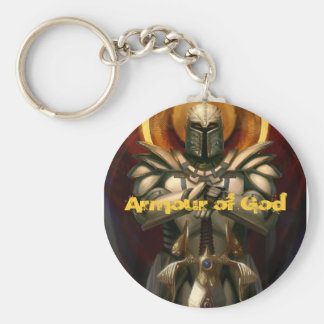 Armour of God Keychain