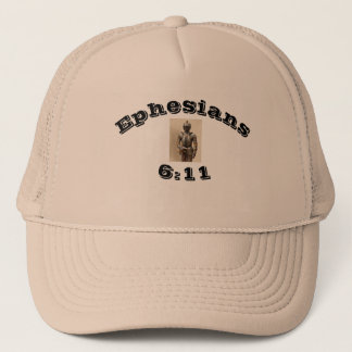 Armour of God Trucker Hat w/Armour