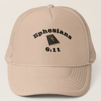 Armour of God Trucker Hat w/Bible