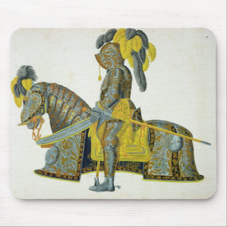 Armour worn by Electorate Christian I, plate from Mouse Pad
