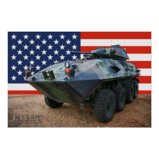 Armoured Carrier Poster
