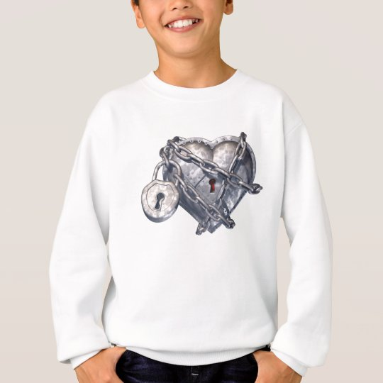 Armoured Heart Sweatshirt