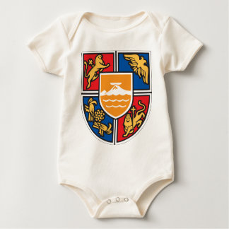 Arms_of_Armenia Baby Bodysuit