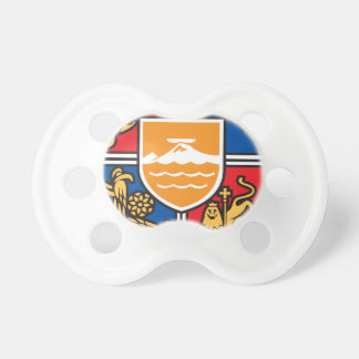 Arms_of_Armenia Baby Pacifiers