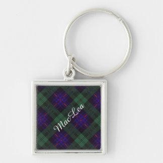 Armstrong clan Plaid Scottish tartan Keychain