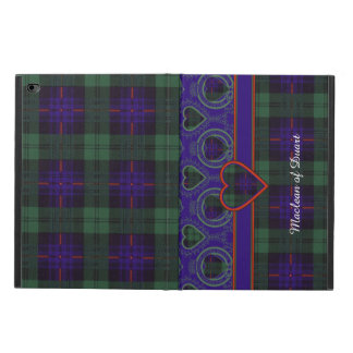 Armstrong clan Plaid Scottish tartan Powis iPad Air 2 Case