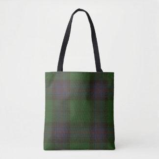 Armstrong Clan Tartan Tote Bag