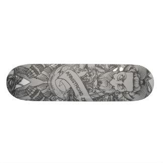 Armstrong Design Skateboard