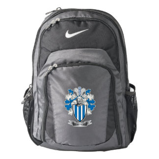 Armstrong Family Crest Coat of Arms Backpack
