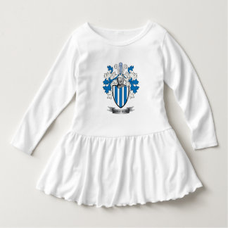 Armstrong Family Crest Coat of Arms Dress