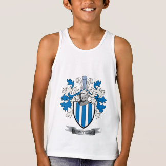 Armstrong Family Crest Coat of Arms Tank Top