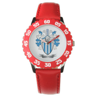 Armstrong Family Crest Coat of Arms Watch