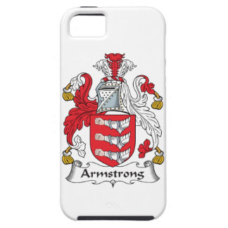 Armstrong Family Crest iPhone 5 Covers
