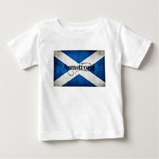 armstrong grunge flag baby T-Shirt