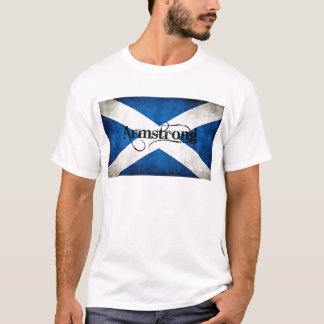 armstrong grunge flag T-Shirt