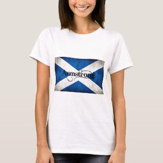 armstrong grunge flag T-Shirt