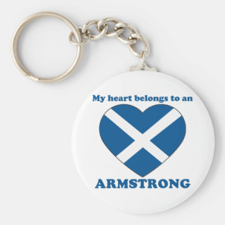 Armstrong Keychain