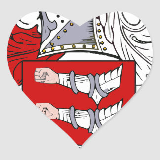 armstrong_large heart sticker