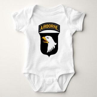 Army 101st Airborne Baby Bodysuit