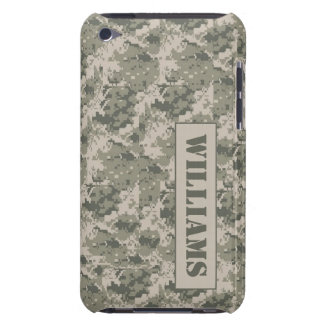 ARMY ACU Camoflauge IPod Touch Barely There Case