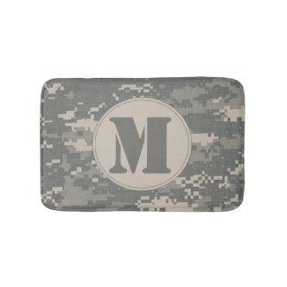 ARMY ACU Digital Camo Camouflage Pattern Bath Mat