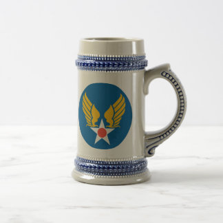 Army Air Corps Beer Stein