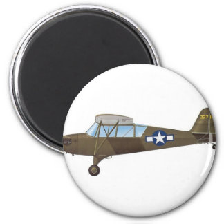 ARMY AIR FORCE 2 INCH ROUND MAGNET