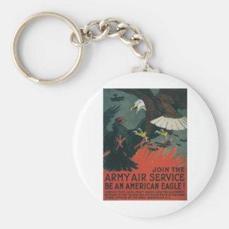 Army Air Service circa 1917 Keychains