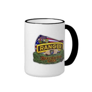 army airborne rangers veterans vets Mug