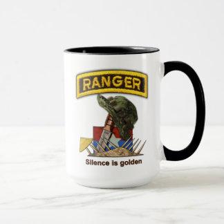 Army Airborne Rangers Veterans Vietnam Nam War Mug