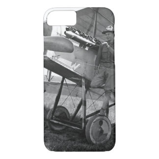 Army airplane No. 75, Camp El Valle_War Image iPhone 7 Case