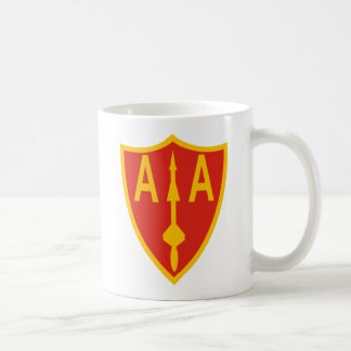 Army Anti-Aircraft Command Coffee Mug