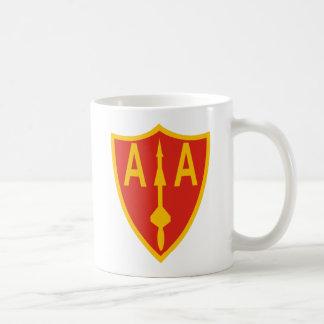 Army Anti-Aircraft Command Coffee Mug