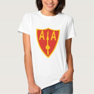 Army Anti-Aircraft Command Shirts
