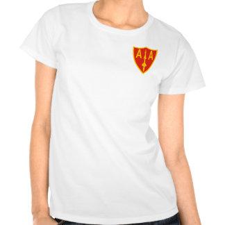 Army Anti-Aircraft Command Tee Shirts