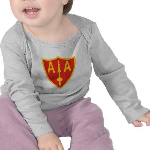 Army Anti-Aircraft Command T Shirt