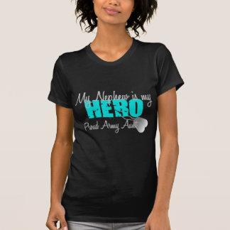 Army Aunt Nephew Hero T-Shirt