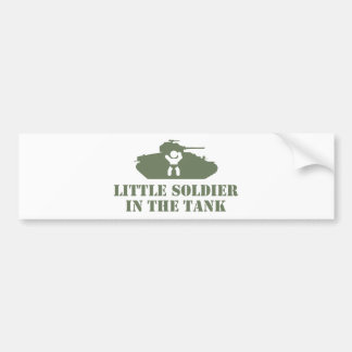 Army Baby Bumper Sticker