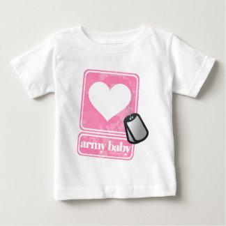 Army Baby (girl) Baby T-Shirt