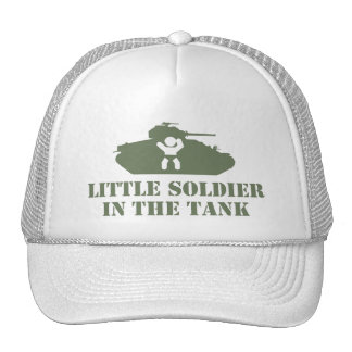 Army Baby Mesh Hat