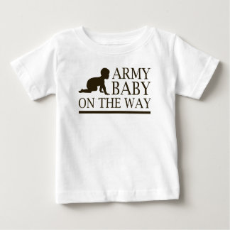 ARMY BABY ON THE WAY BABY T-Shirt