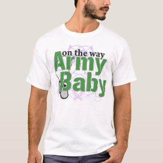 Army Baby on the way T-Shirt