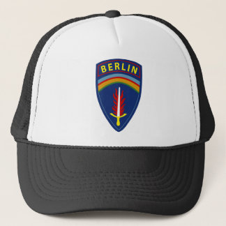 Army Berlin Brigade Trucker Hat