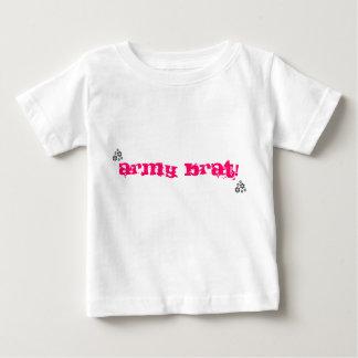 Army Brat! Baby T-Shirt