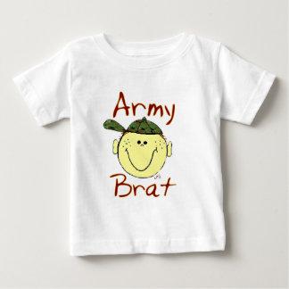 Army Brat Boy Baby T-Shirt