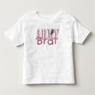 Army Brat pink Toddler T-shirt