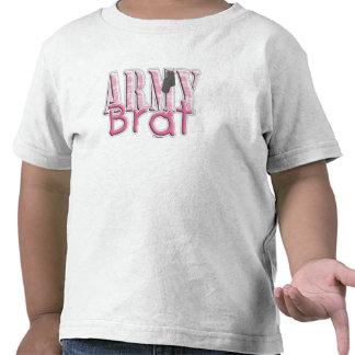 Army Brat pink Tshirt
